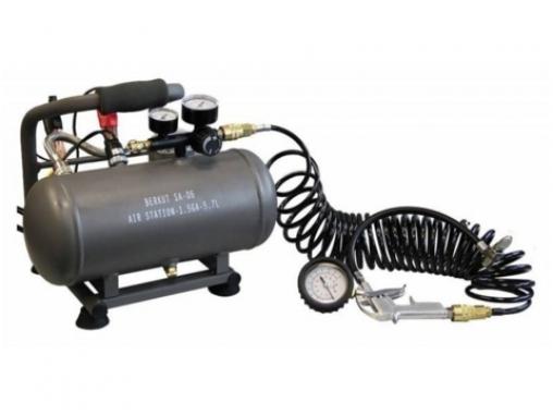 Пневмосистема с ресивером 6л BERKUT SA06