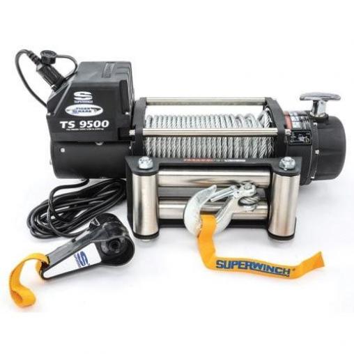 Лебедка SUPERWINCH Tiger Shark 9500 электрическая 12В