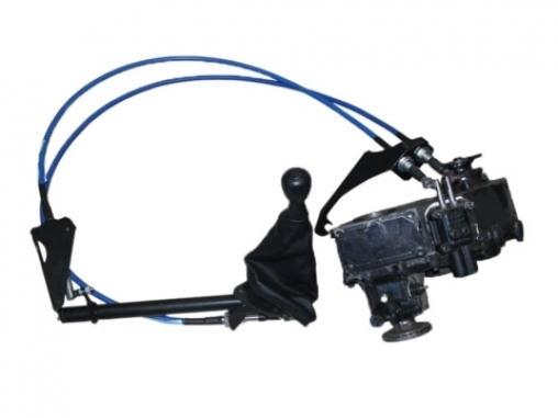Кулиса РК УАЗ 452 и мод.нового образца (джойстик) тросовая КПП 5ст.