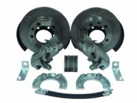 Комплект дисковых тормозов УАЗ задний мост Спайсер / Патриот с 2013 г. C ручным тормозом.