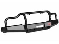 Бампер РИФ передний УАЗ Буханка c площадкой под лебёдку, с низкой защитной дугой (лифт)