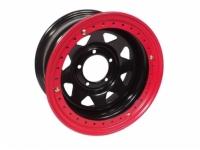 Диск колёсный стальной штампованный посадка 5x139.7 УАЗ размер 7х15 вылет ET-0 центральное отверстие D 110 с бедлоком