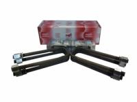 Комплект для лифта (рессора/мост) 40 мм алюминий УАЗ Хантер, Патриот