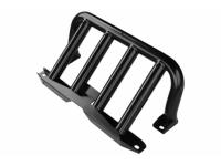 Защита рулевых тяг РИФ под передний фаркоп (переходник) для съёмной лебёдки УАЗ Патриот
