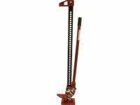 """Домкрат реечный """"redBTR"""" 48"""" 3 тонны (чугун) подъем 130-1070 мм"""