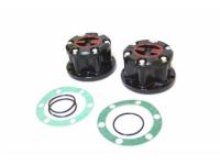 Колесные хабы, механический, для УАЗ redBTR (серия Z) черные