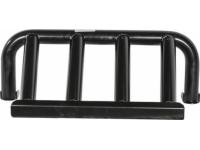 Защита рулевых тяг РИФ для УАЗ Буханка (под силовой бампер РИФ и переходник для съемной лебедки)