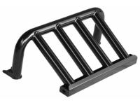 Защита рулевых тяг РИФ для УАЗ Буханка (под бампер с площадкой для лебёдки)