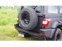 Калитка для запасного колеса Патриот АВС-Дизайн