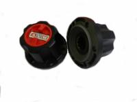 Колесные хабы ручные усиленные для Уаз AVM-710XP серия Extreme