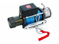 Лебёдка электрическая 12V CM Winch 12000S с синтетическим тросом