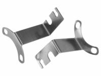 Кронштейны для передних тормозных трубок и проводов АБС на УАЗ Патриот под лифт 100 мм
