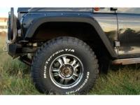 Расширители колёсных арок УАЗ Хантер под нерезаные арки колес