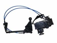Кулиса РК УАЗ 452 и мод.нового образца (джойстик) тросовая КПП 4-х ступен.