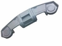 Полка акустическая под магнитолу и колонки для УАЗ 452 (Буханка)
