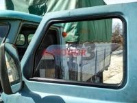 """Стекла двери кабины на УАЗ 452 Буханка сплошные (цельные) с электрическим стеклоподъемником """"Autogur73"""""""