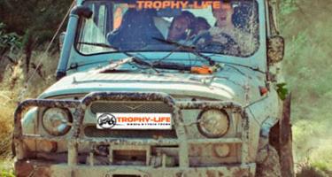 22-23 октября 2016 Паркетник-Трофи – внедорожно-экскурсионная программа для «полированных» и паркетников. (Московская область)