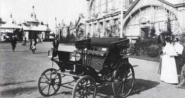 Сегодня 120 лет первому русскому автомобилю!
