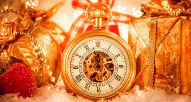 С Новым 2018-Годом ! Распорядок работы на праздниках