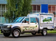 7,6 литра бензина на 100 км на УАЗ «Профи»